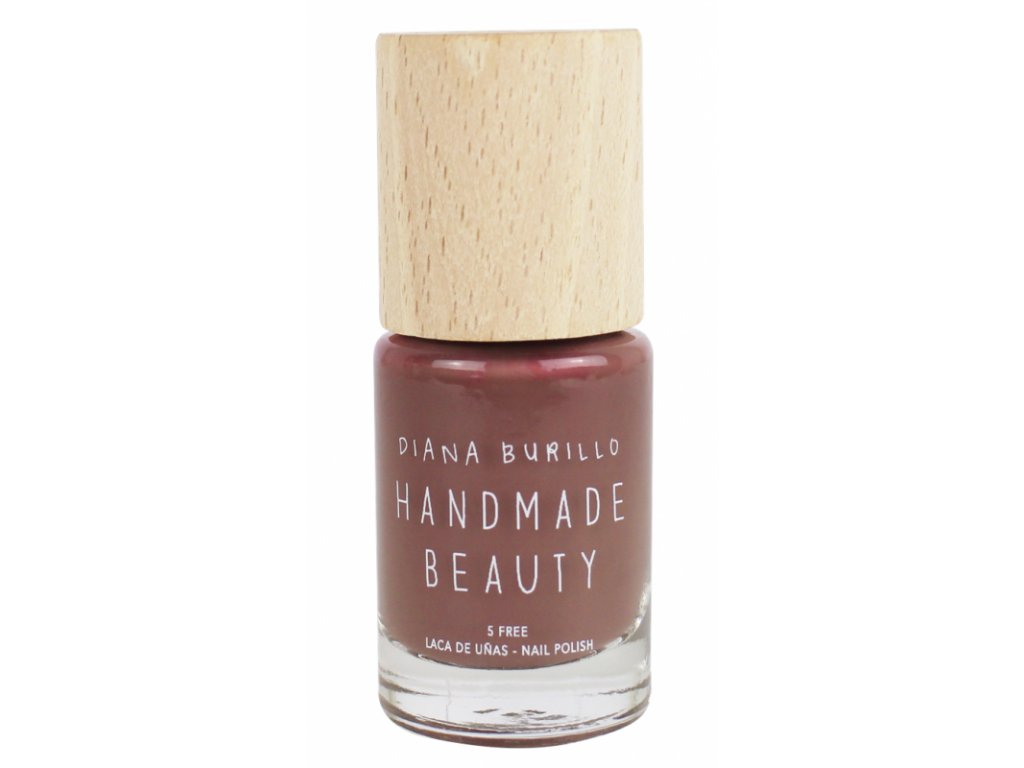 Lak na nehty Handmade Beauty 5-free (10 ml) Fig