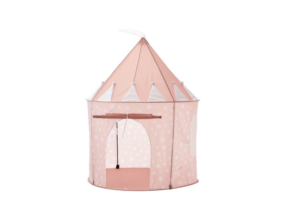 Stan kulatý Kids Concept Star růžový