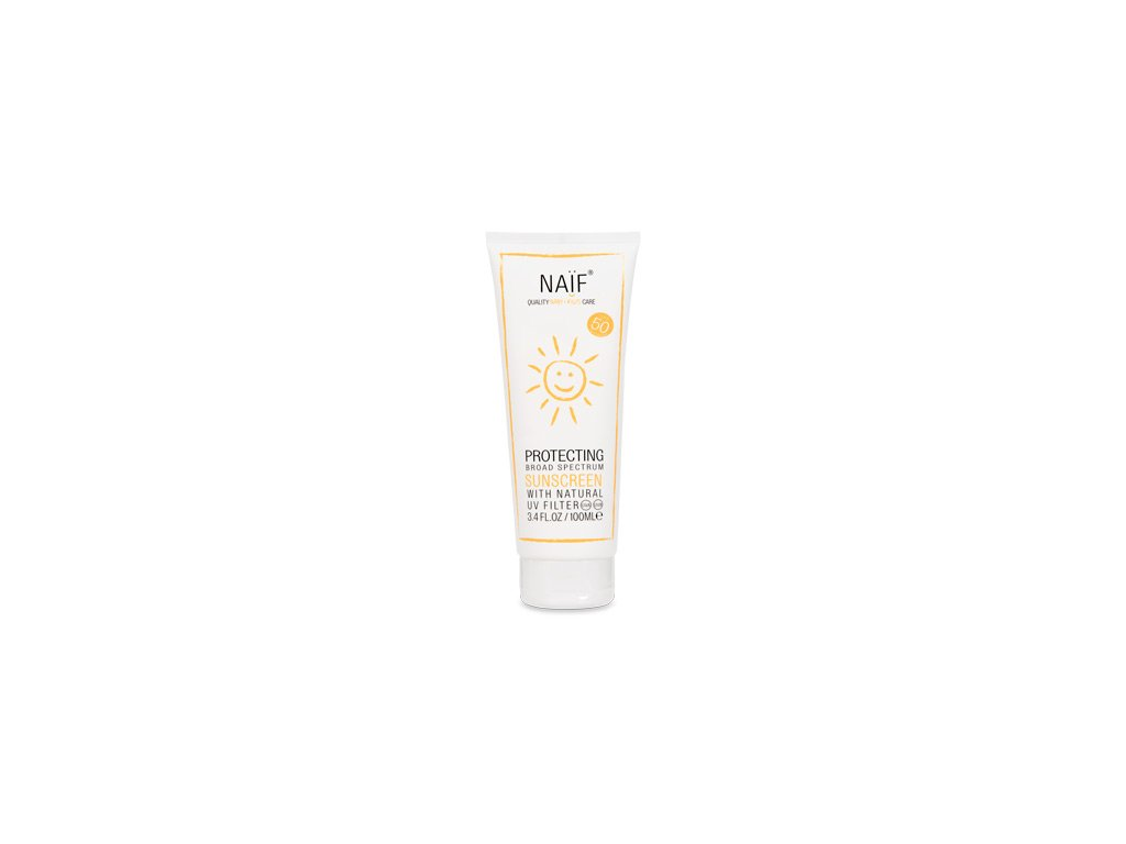 Naif Baby Protecting Sunscreen 100ML 72dpi