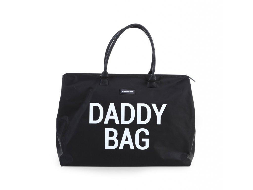 Přebalovací taška Childhome Daddy Bag Big Black
