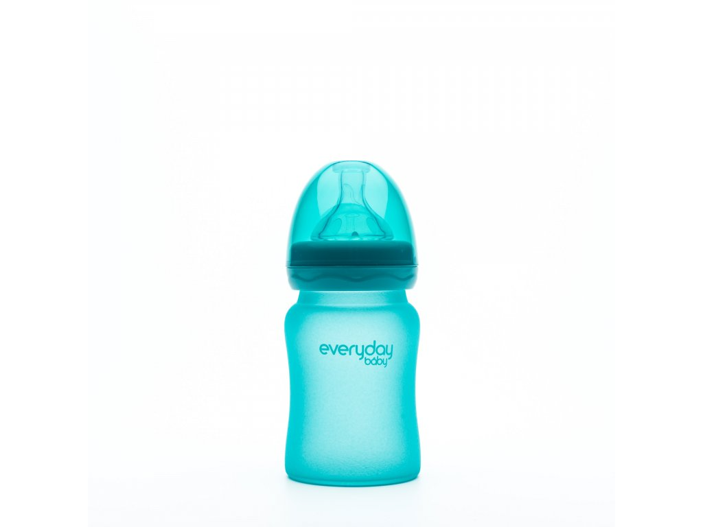 Everyday Baby Láhev senzor 150ml turquoise