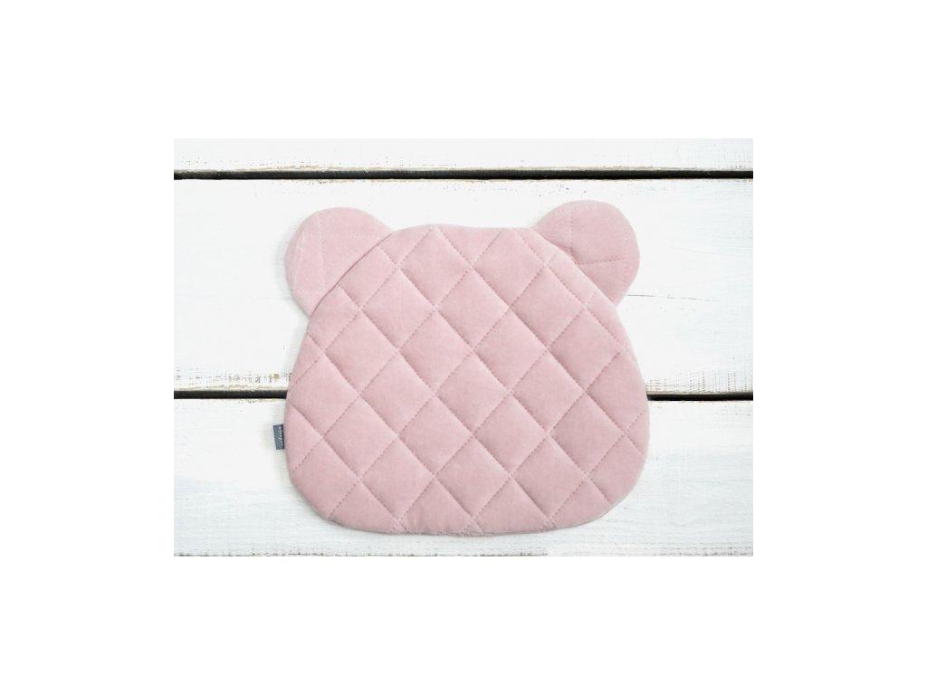Sleepee Polštář Royal Baby růžový