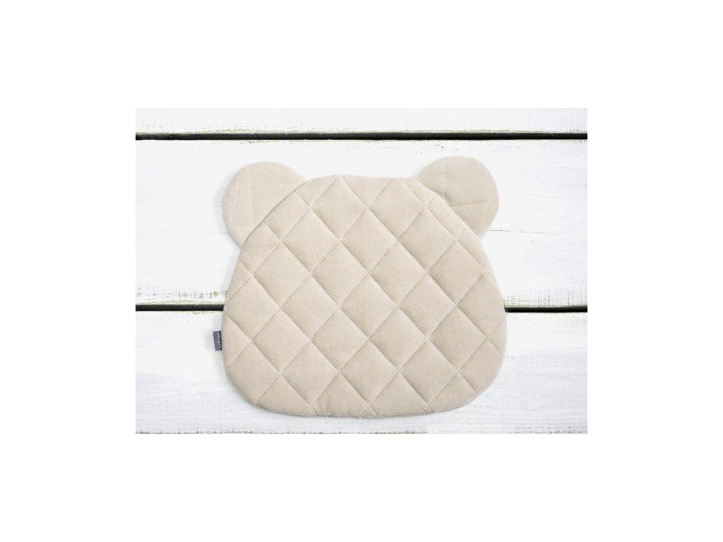 Sleepee Polštář Royal Baby pískový