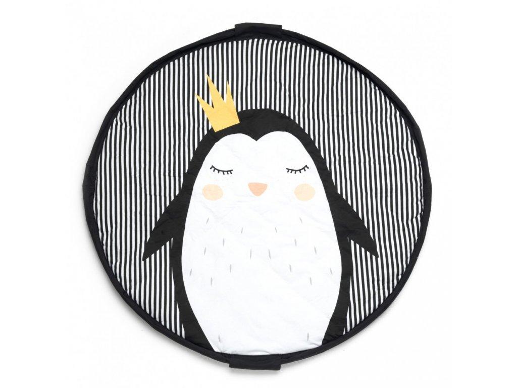 podlozka na hranie penguin