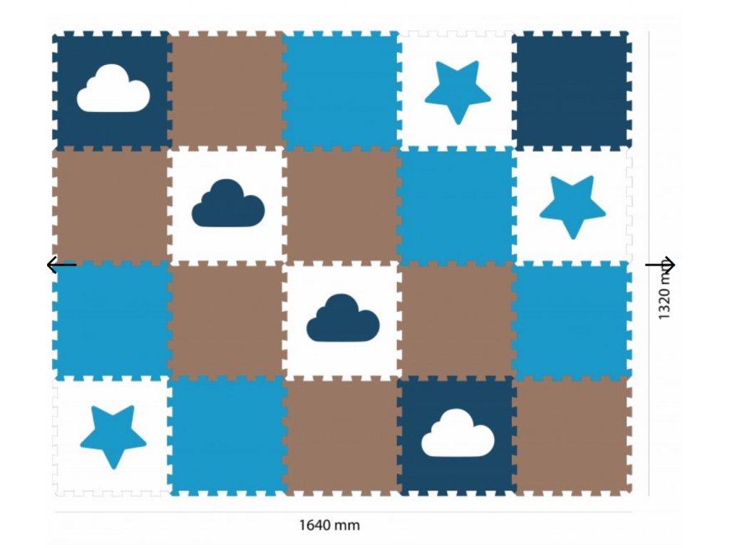 Screenshot 2019 09 17 Minideckfloor podlaha 20 dílů hvězda a mrak Pěnové hračky
