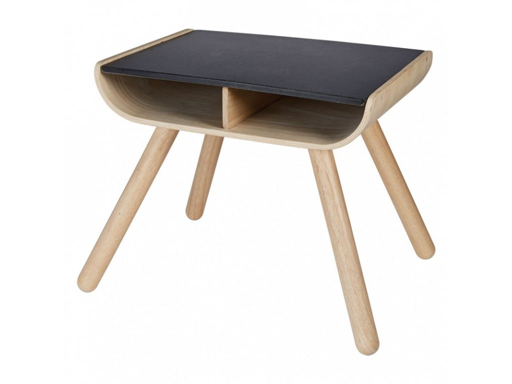 Dětský stolek PLAN TOYS černý