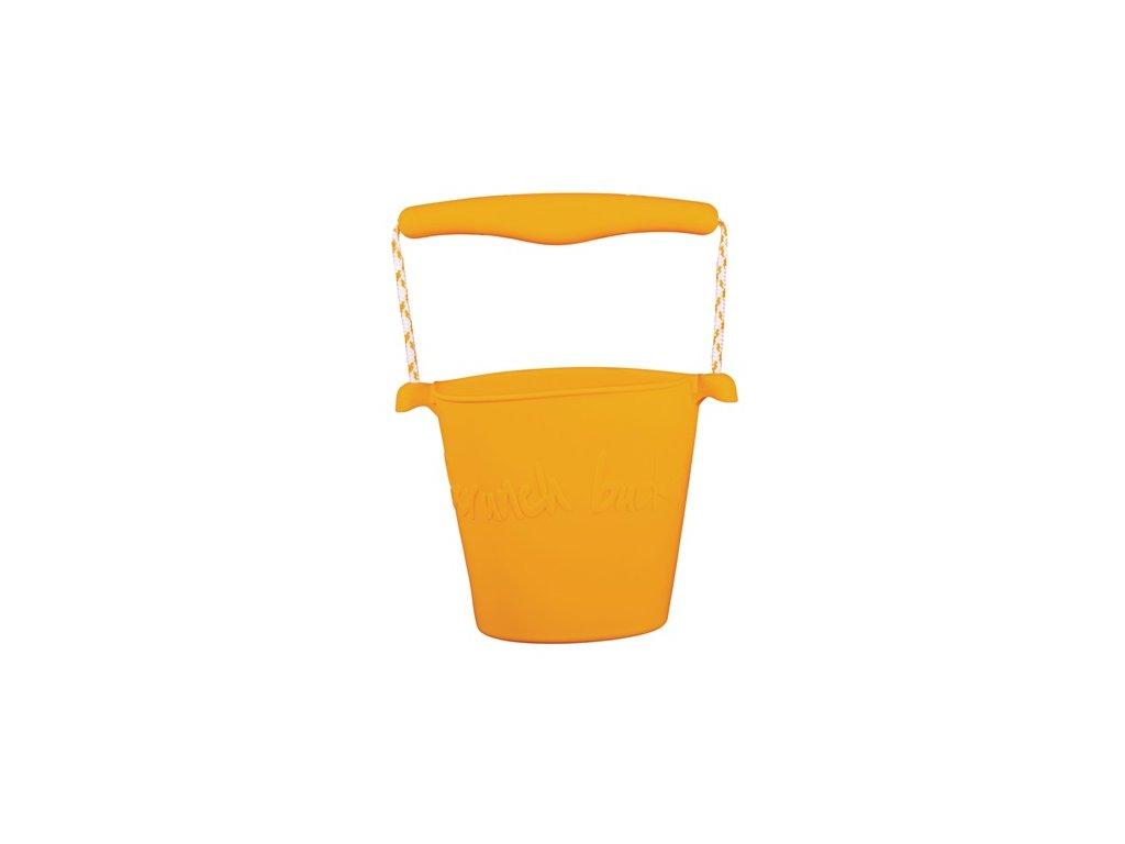 Scrunch silikonový kbelíček hořticový