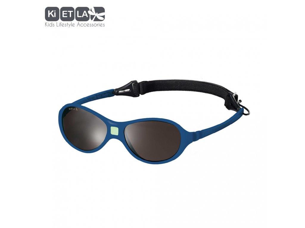 Dětské sluneční brýle KiETLA JokaKi 12 - 30 měsíců Royal Blue