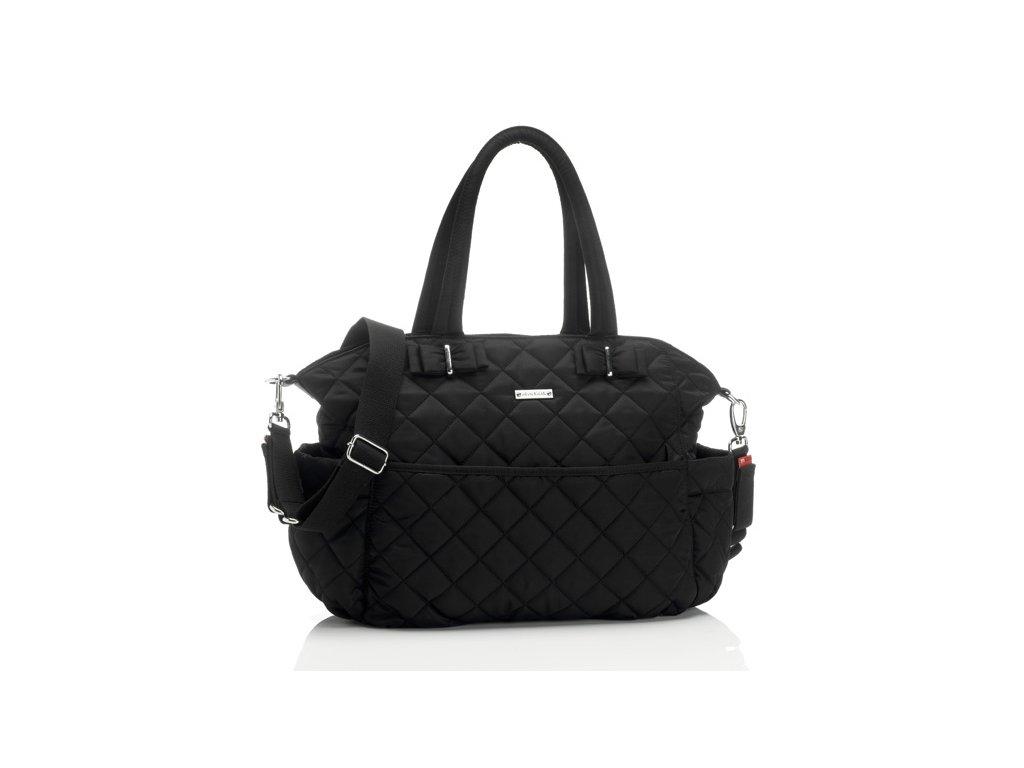 Přebalovací taška Storksak Bobby černá