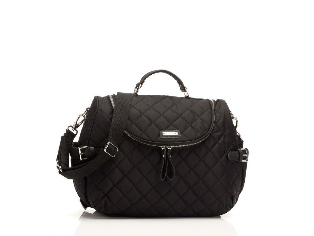 Přebalovací taška Storksak Poppy černá