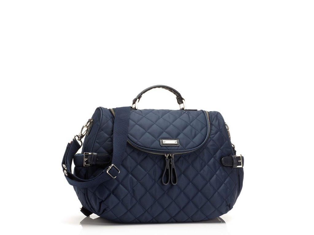 Přebalovací taška Storksak Poppy modrá