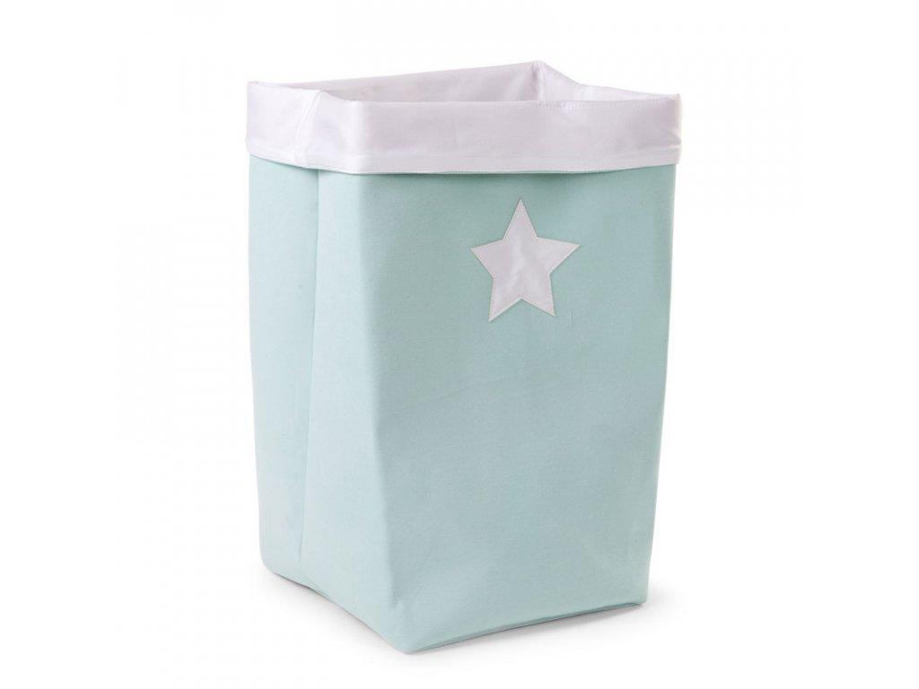 """Úložný box CHILDHOME Mint white """"L"""""""