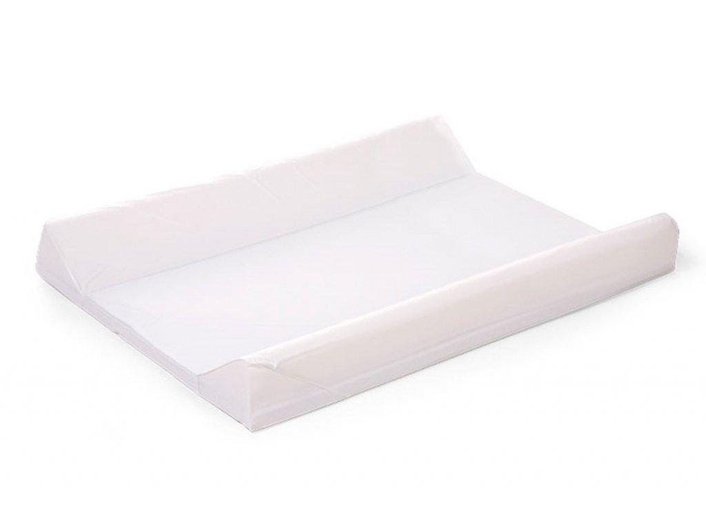 Přebalovací podložka CHILDHOME White 70 x 45 cm