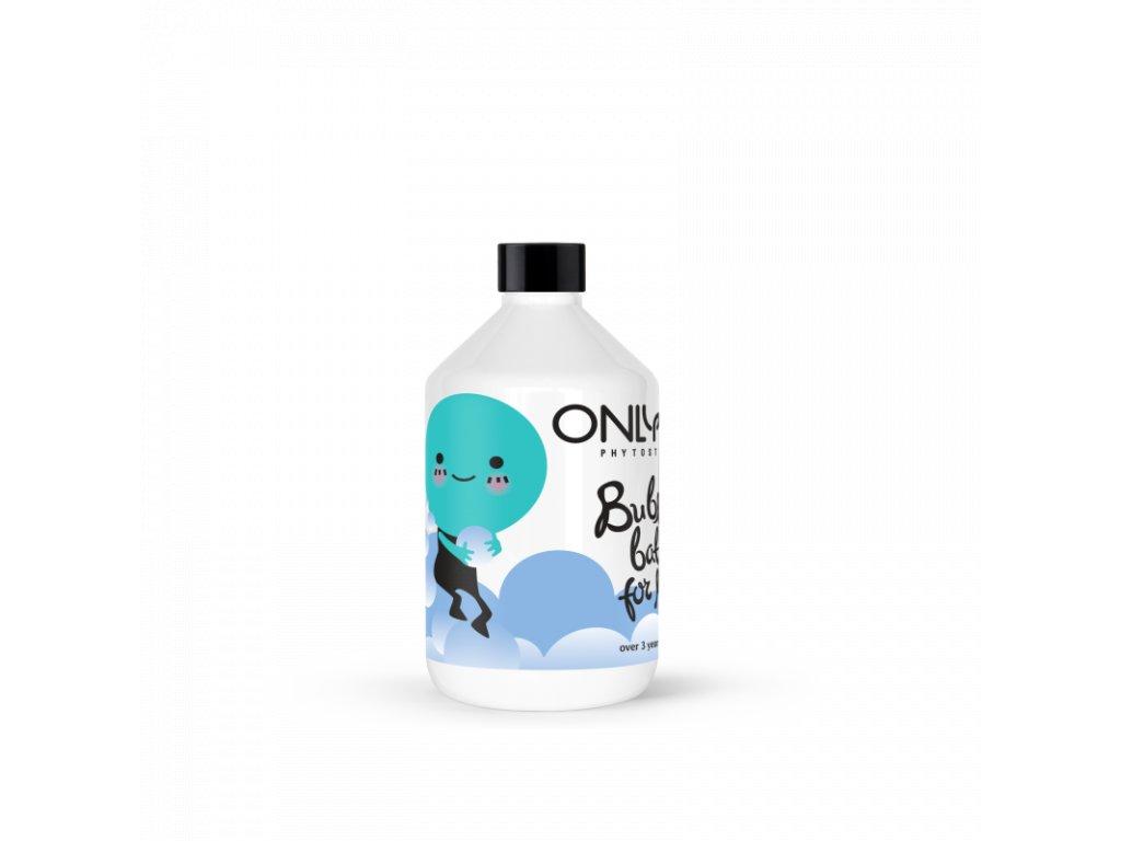 Pěna do koupele OnlyBio pro děti od 3 let