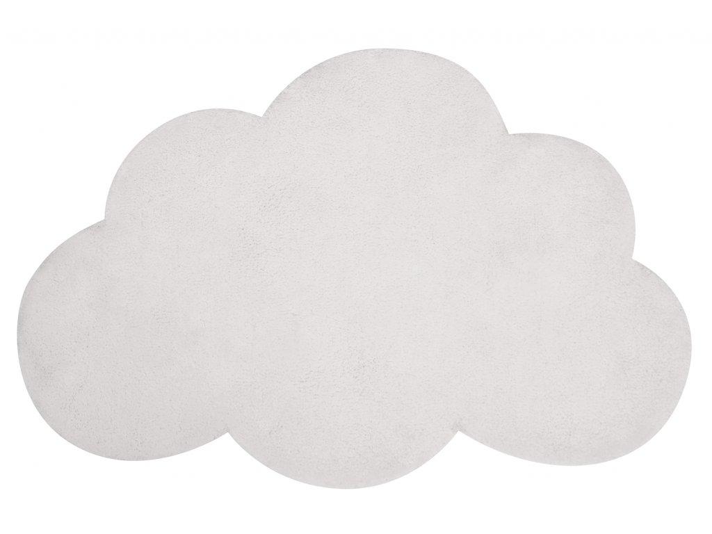 Dětský koberec LILIPINSO Whisper white
