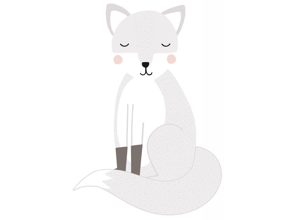 Samolepka LILIPINSO Fox XL