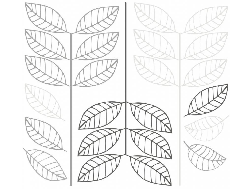 Samolepka LILIPINSO Big leaves
