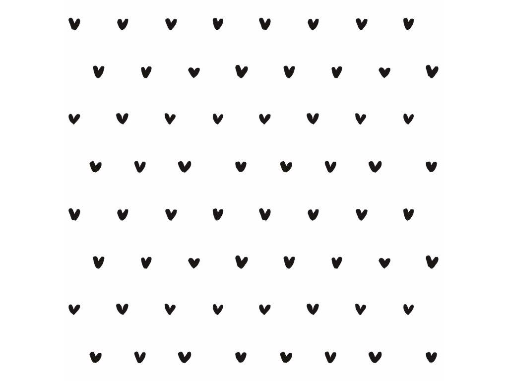 Tapeta LILIPINSO Hearts 50 cm x 10 m