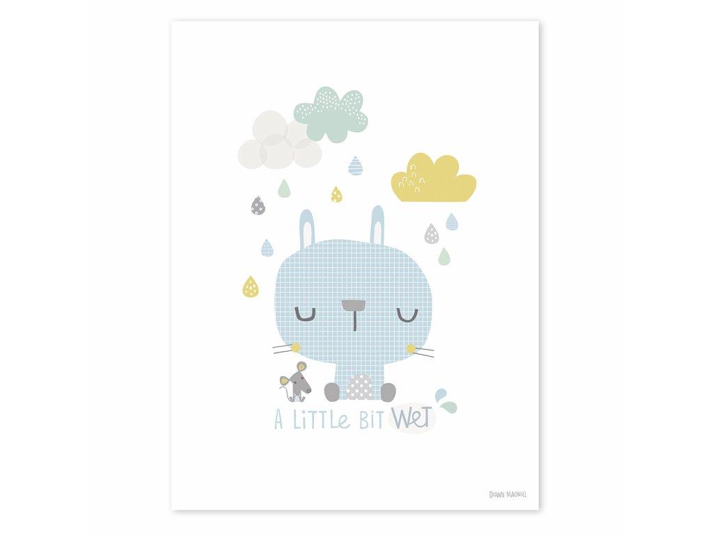 Plakat Lilipinso Rabbit