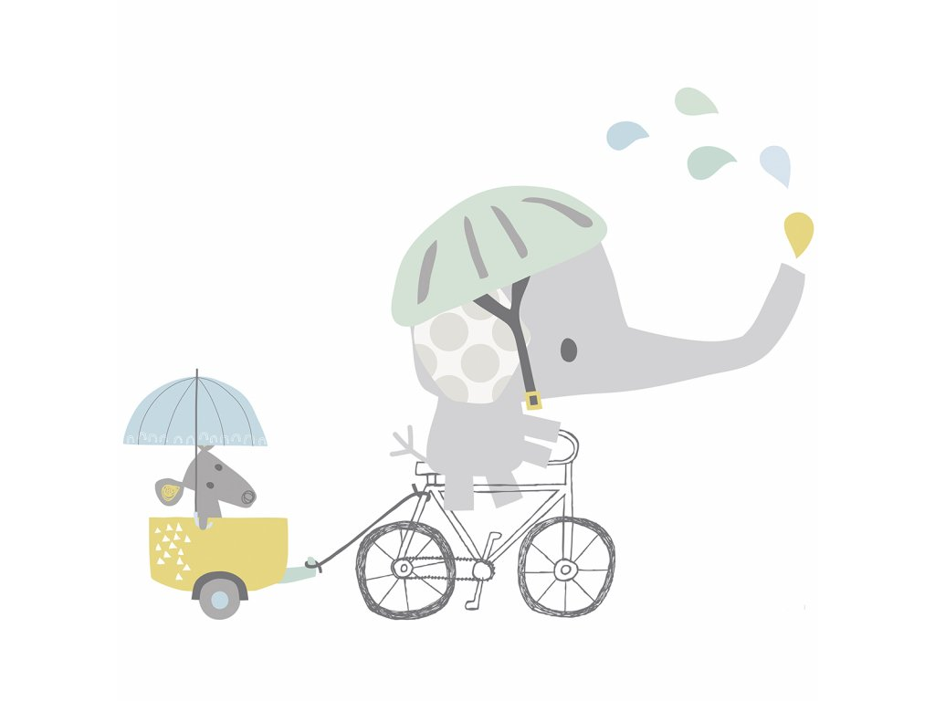 "Samolepka LILIPINSO On a bike ""XL"""