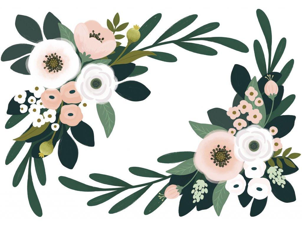 """Samolepka LILIPINSO Floral ornament """"XL"""""""
