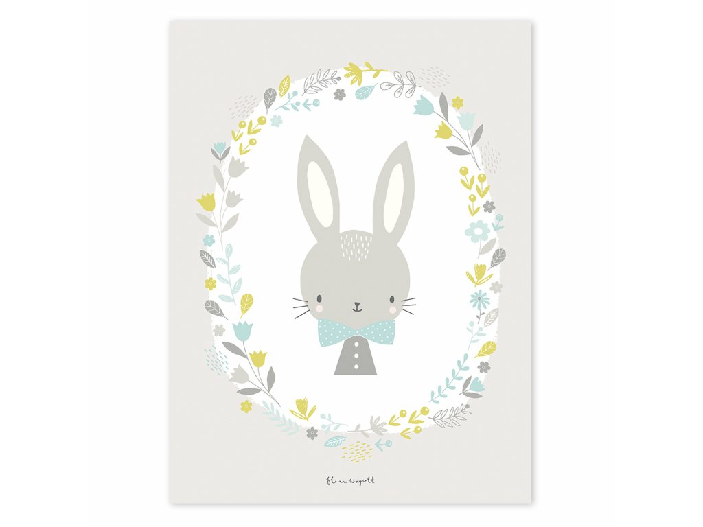 Plakat Lilipinso Sweet bunnies