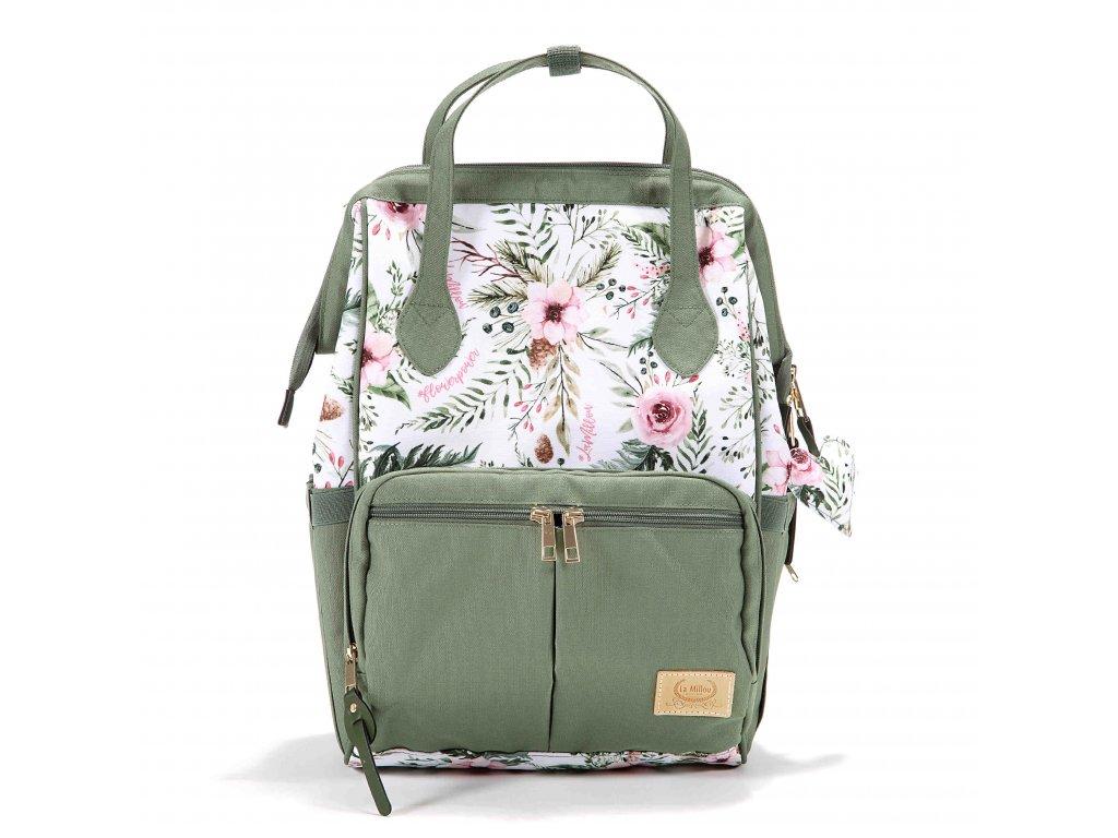 Multifunkční batoh La Millou Dolce Vita Wild Blossom