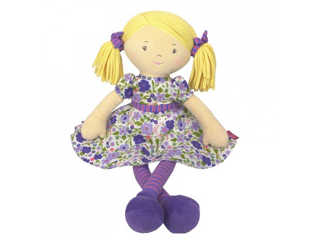 Látková panenka Bonnika holčička Peggy 41 cm