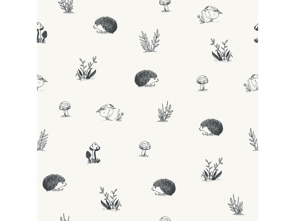 Tapeta LILIPINSO Animal forest 50 cm x 10 m