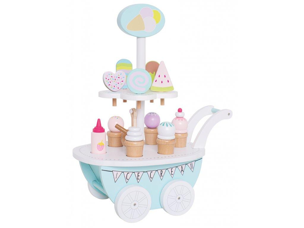 Zmrzlinový vozík JaBaDaBaDo