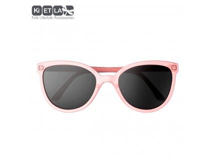 Sluneční brýle KiETLA CraZyg-Zag 6-9 let BuZZ růžové