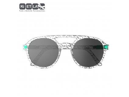 Sluneční brýle KiETLA CraZyg-Zag 6-9 let PiZZ zygzag