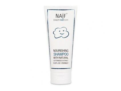 Přírodní výživný šampon Naif pro miminka a děti