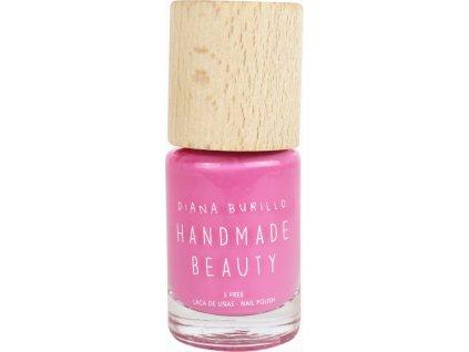 Lak na nehty Handmade Beauty 5-free (10 ml) CranberryCRANBERRY
