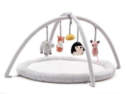 Hrací deka s hrazdou Kids Concept Edvin