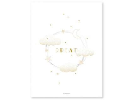 affiche bebe dream p0287