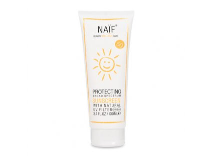 Naif Baby Protecting Sunscreen 100ML 72dpi
