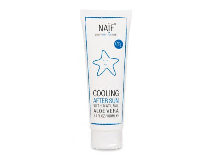 Naif Baby Cooling After Sun 100ML 72dpi