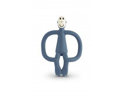 Kousátko a zubní kartáček Matchstich Monkey Airforce blue