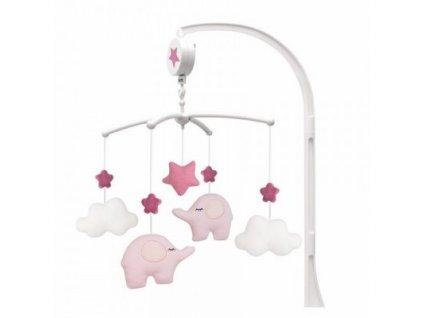 jabadabado music mobile elephant pink lalashop 400x400