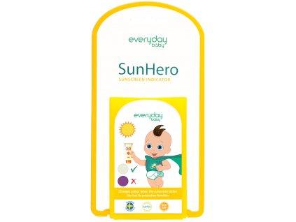 Indikátor slunečního záření Everyday Baby 10ks
