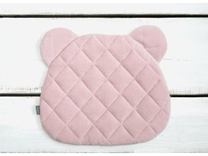 Sleepee Polštář Royal Baby Teddy Bear Pillow růžová