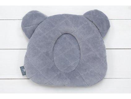 Sleepee Fixační polštář Royal Baby šedý