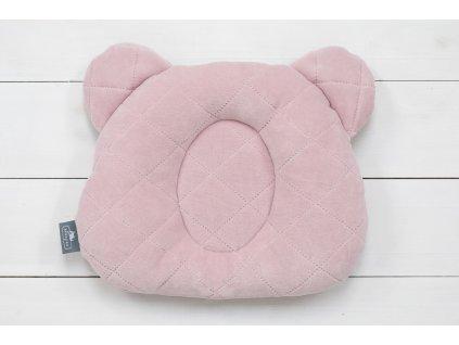 Sleepee Fixační polštář Royal Baby růžový