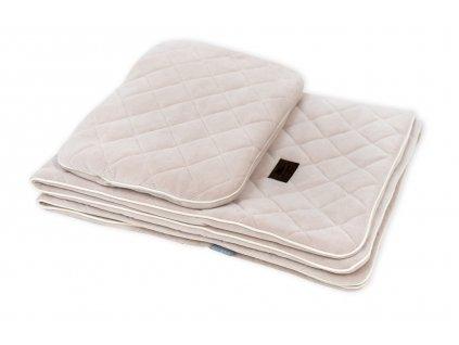 Sleepee Royal Baby Set pískový