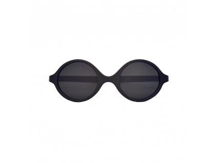 Slnecne okuliare KiETLA 0 1r DIABOLA BLACK spredu