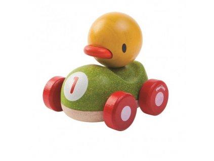 Dřevěná hračka PLAN TOYS kachna