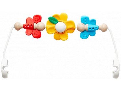 Hračka na lehátko BabyBjörn Balance Flying Friends