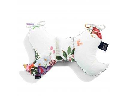 Cestovní polštářek La Millou Angel´s wings Khaki & Paradise