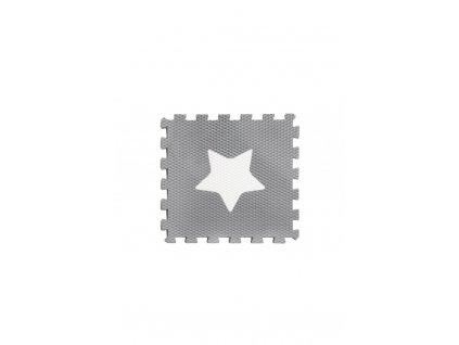 VYLEN Minideckfloor puzzle dílky hvězdička